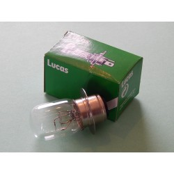 Ampoule 6V 30/24W British Pre Focus, Authentique Lucas